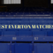 Everton and the 232nd Merseyside Derby